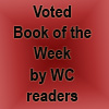 Voted Book of the Week by Whipped Cream readers