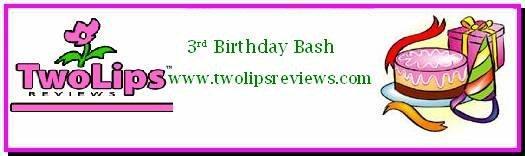 3rd Birthday Bash Two Lips