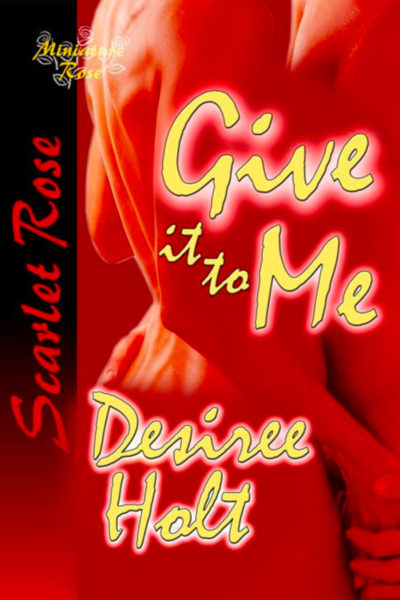 Give it to Me Cover Art