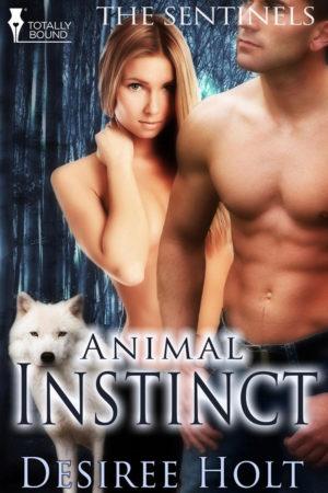 Animal Instinct Cover Art