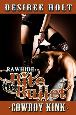 Bite the Bullet Cover Art