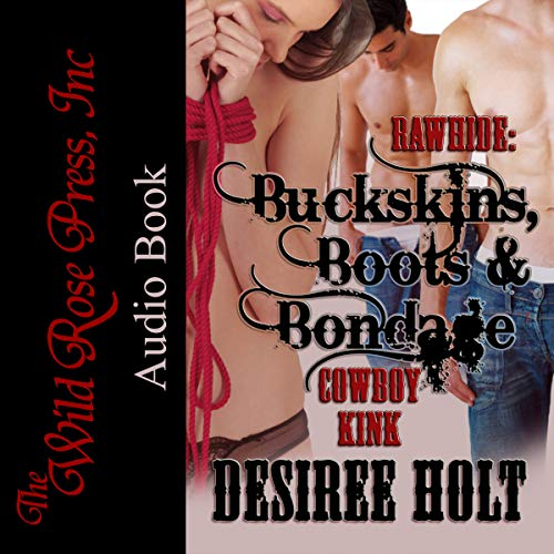 Buckskins, Boots & Bondage Audio Cover