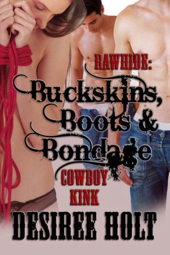 Buckskins, Boots & Bondage Cover Art