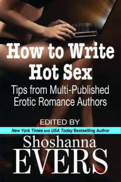 How to Write Hot Sex Cover Art