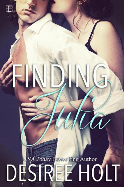 Finding Julia Cover Art