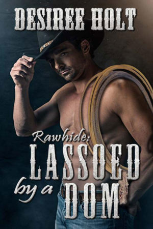 Lassoed by a Dom Cover Art