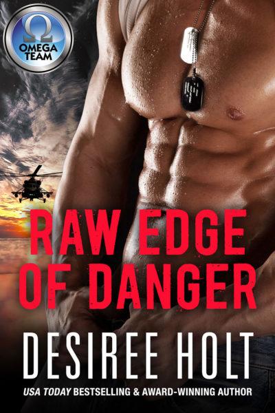 Raw Edge of Danger Cover Art