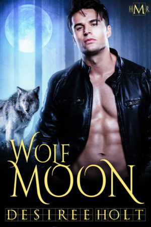Wolf Moon Cover Art
