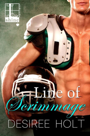 Line of Scrimmage Cover Art