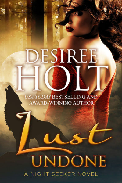 Lust Undone Cover Art