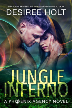 Jungle Inferno Cover Art