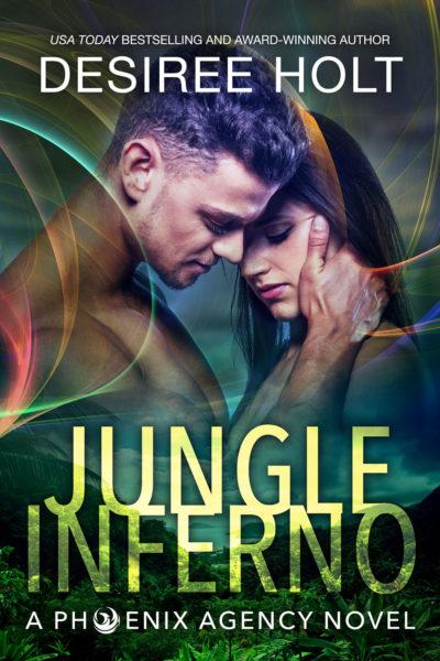Jungle Inferno Cover Art