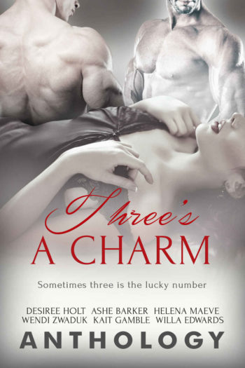 Three's a Charm Cover Art