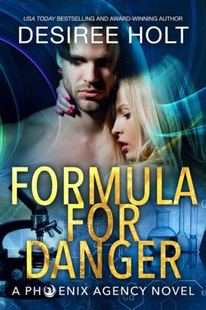 Formula for Danger Cover Art