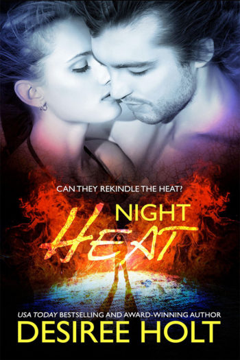 Night Heat Cover Art