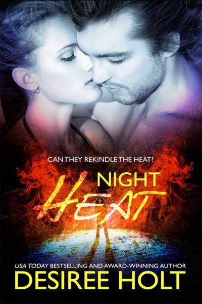 Night Heat Cover Art
