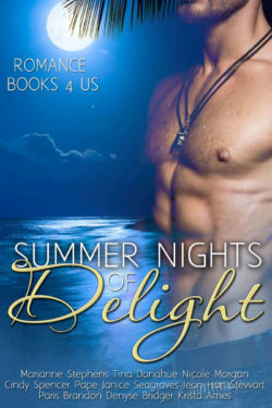 Summer Nights of Delight Cover Art