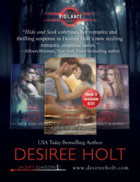 The Vigilance Series by Desiree Holt