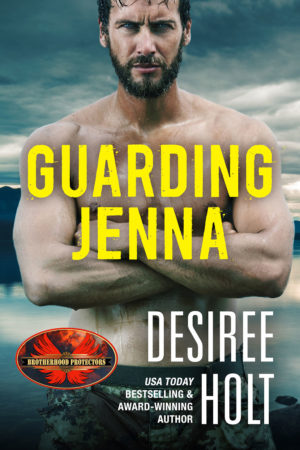 Guarding Jenna