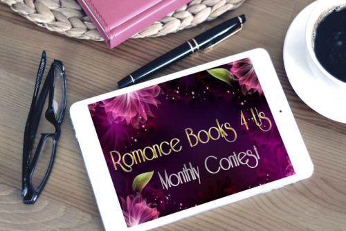 Romance Books Monthly Contest