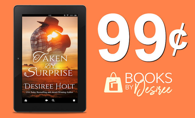 Taken By Surprise - Available for 99cents!
