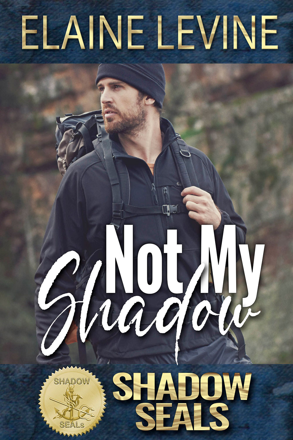 Not My Shadow by Elaine Lavine
