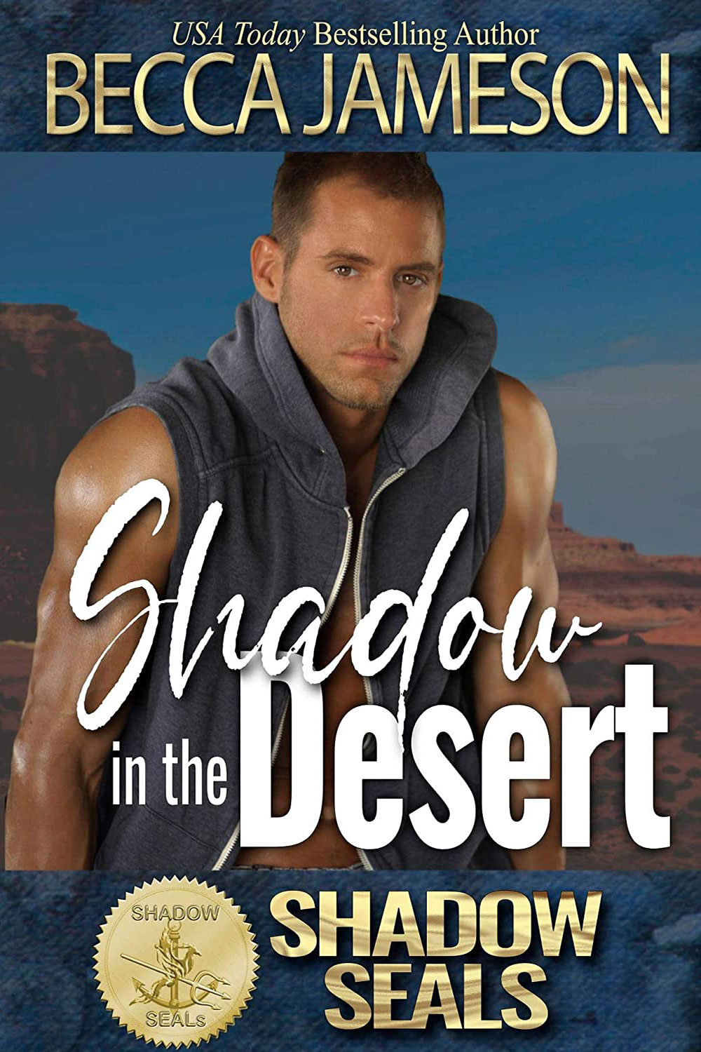 Shadow in the Desert by Becca Jameson