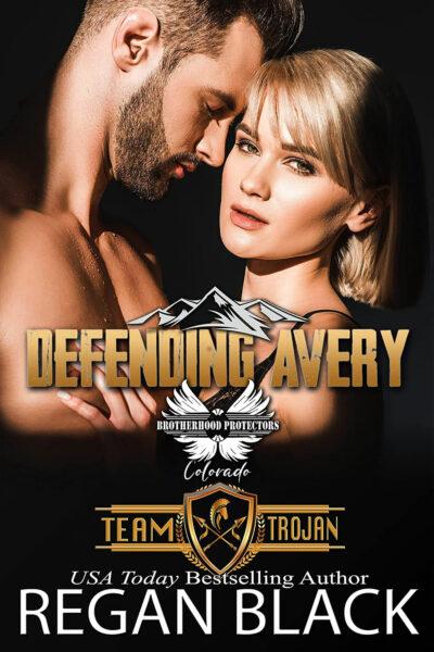 Defending Avery by Regan Black