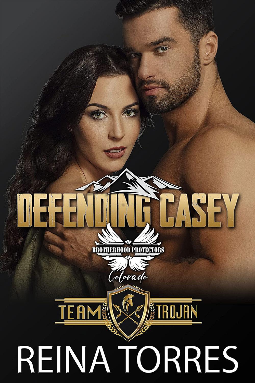 Defending Casey by Rena Torres