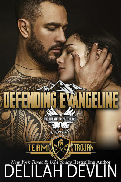 Defending Evangeline by Delilah Devlin