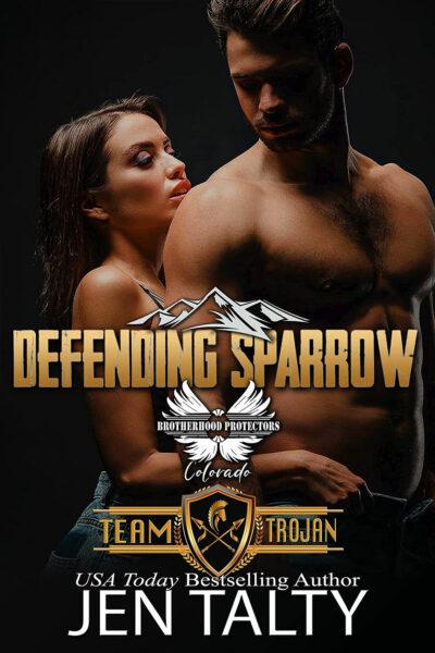Defending Sparrow by Jen Talty